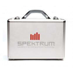 Valise Spektrum en aluminium pour émetteur voiture/bateau