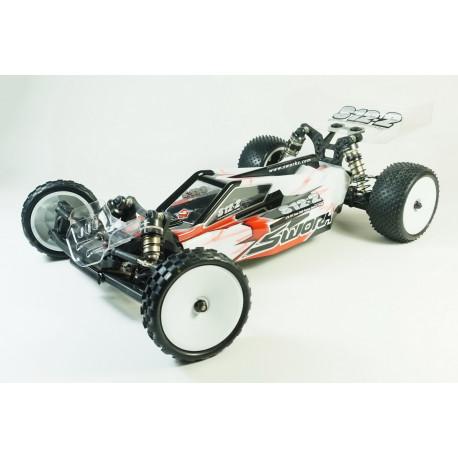 S12-2 1/10 4x2 Buggy Carpet Kit
