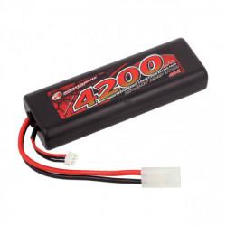 Lipo 2S Stick 4200mAh 40C pour banc de démarrage