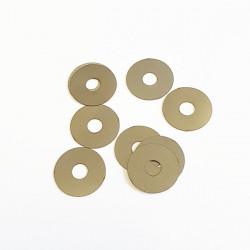 Rondelles 3.6x12x0.2mm (10)