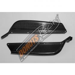 S35-3/4 - Bavettes carbone