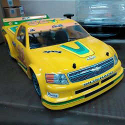 Nascar Chevy Truck 1.5mm