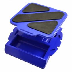 Support rotatif Bleu