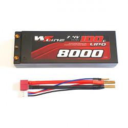 Lipo WSLine 8000 2S 100C