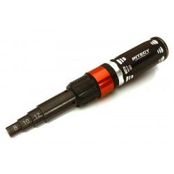 Extracteur roulements 8-10-12mm à molette