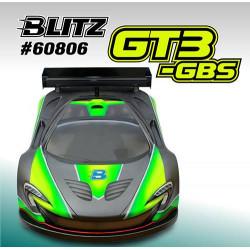 Carrosserie GT8 Blitz GT3 GBS