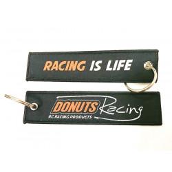 Porte clés - racing is life