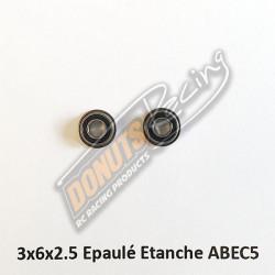 Rlt 3x6x2.5 Epaulé Etanche ABEC5 (2)
