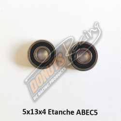 Rlt 5x13x4mm ABEC 5 Acier 440 étanche (2)