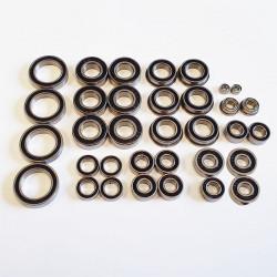 Pack Rlts TLR X Elite/4.0 Metal ABEC5