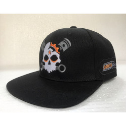 Casquette FlatTop DONUTS-RACING