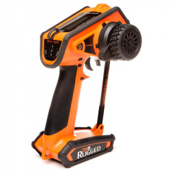 DX5 Rugged Emetteur seul DSMR Orange