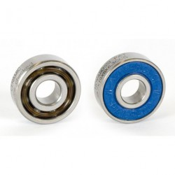 "Ball Bearing  Ø7x19x6,3mm ""PATENTED""  Ceramic rubber screen"