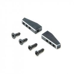 Mini T/B - Support servo Aluminium