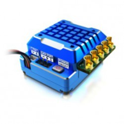 ESC TORO TS 120A (2-3S Lipo) 1/10 Bleu
