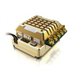 ESC TORO TS 120A (2-3S Lipo) 1/10 Gold