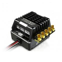ESC TORO TS 160A (2S Lipo)  1/10 Black
