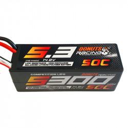 Lipo 5300mAh 4S 50C EC5