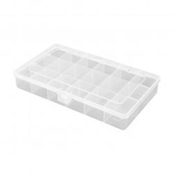 Boîte 18 Compartimentss 210x119x34.5mm