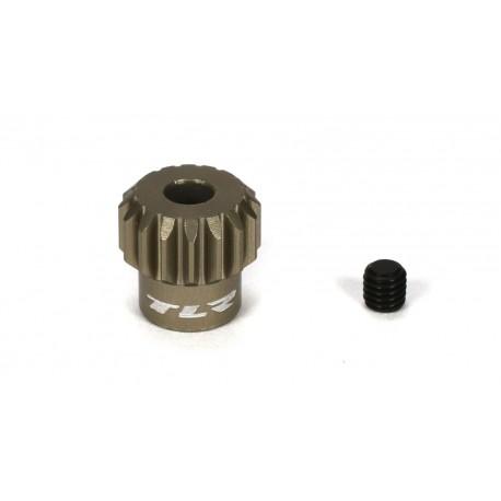 Pignon en aluminium 16T, 48P
