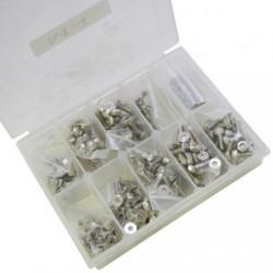 M4 Stainless Steel Screw Kit (290pcs)