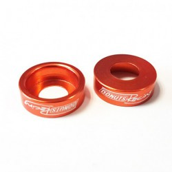 Adaptor for 2 5x10x4 bearing for Losi Bells (2)