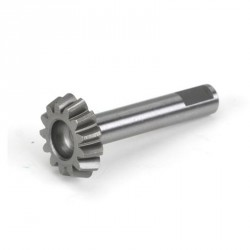 Front/Rear Differential Pinion Gear, 13T: 8B, 8X, 8XE