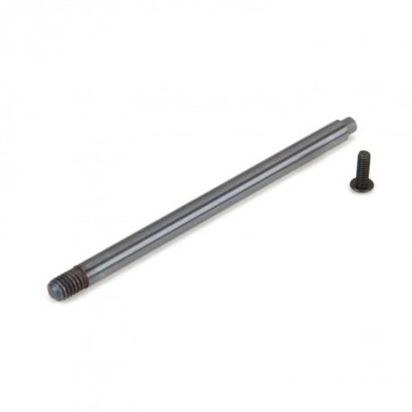 8T 3.0 - Tige d'amortisseur arrière TiCn 4mmx67mm