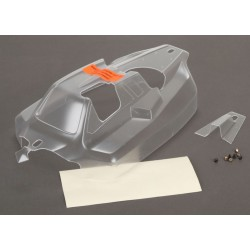 8 4.0 - Carrosserie Cab forward, transparente
