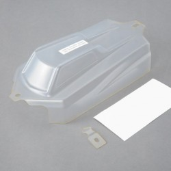 8E 3.0 - Carrosserie Cab Forward transparente