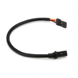 Short Lock Insulated Cable, 6""
