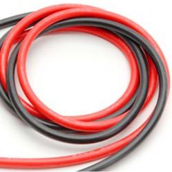 Câble Silicone 10 AWG