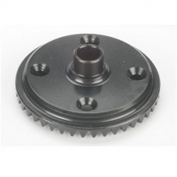Front Differential Ring Gear (43T): 8T
