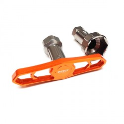 Clé à roues 17 et 24mm