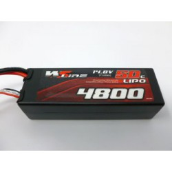 Lipo WSLine 4800mAh 4S 50C EC5 Light