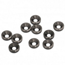 3mm Countersunk Washers EVO