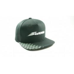 Casquette Flat Style Cap noir