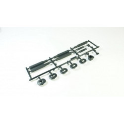 1/8 S35GT/E Set support de carrosserie