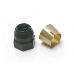 Clutch Nut and Collet (3-shoe)