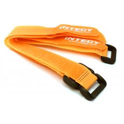 Sangle Batterie 20x200mm Orange (4)