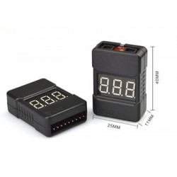 Micro Checker de batterie Lithium