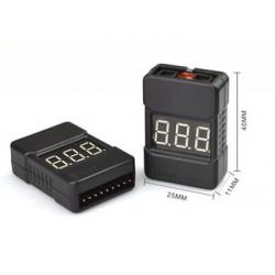 Micro Checker de batterie Lithium