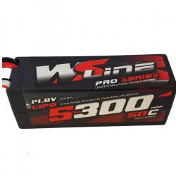 LiPo WSLine 5300mAh 4S 50C EC5