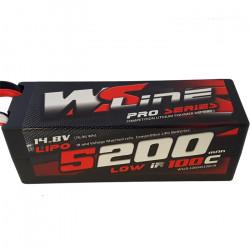 Lipo WSLine 5200mAh 4S 120C Low IR EC5