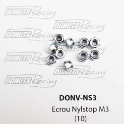 Ecrou Nylstop M3 (10)