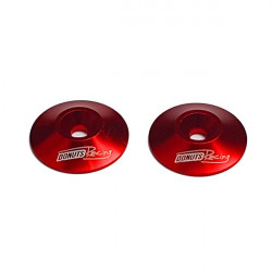 Wing washer Red (2)