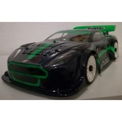 GT 4000 1/8 GT Bodyshell (Unpainted)