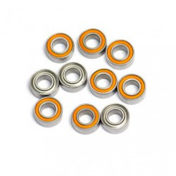 Roulements 5x10x4 High speed ABEC5 x10pcs