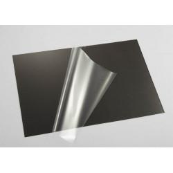 Plaque Lexan 0.5mm effet carbone