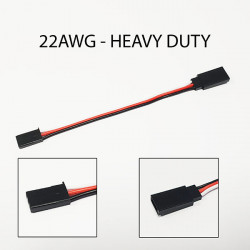 Heavy Duty 100mm AWG22 extension